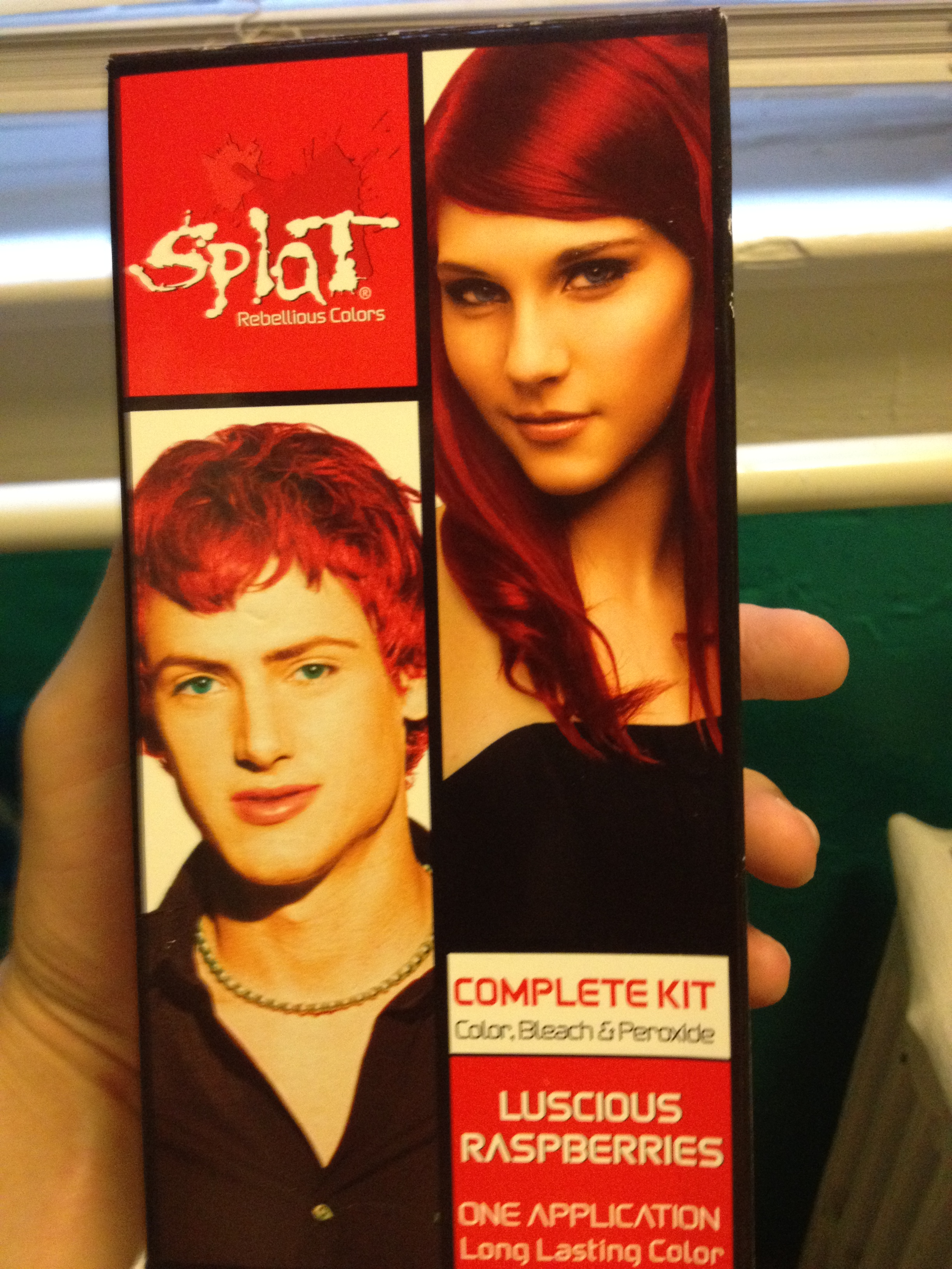 How To Dye Your Facial Hair Bright Red The Polymaths Dilemma